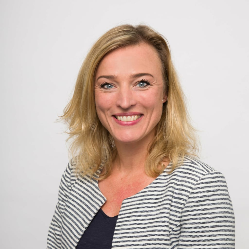 Janneke Woudenberg - Manager Operations