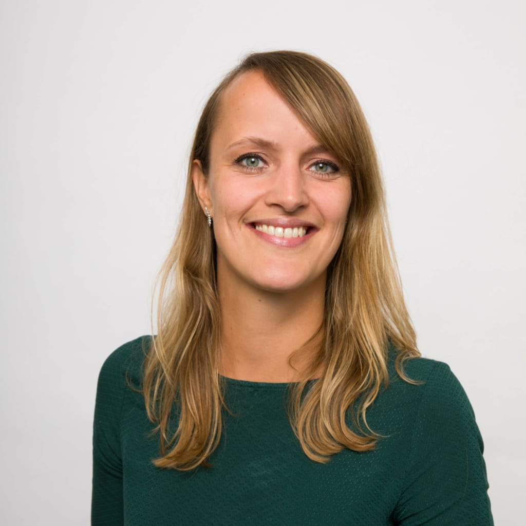 Suzanne Veerhuis-Rood - People and Culture Manager