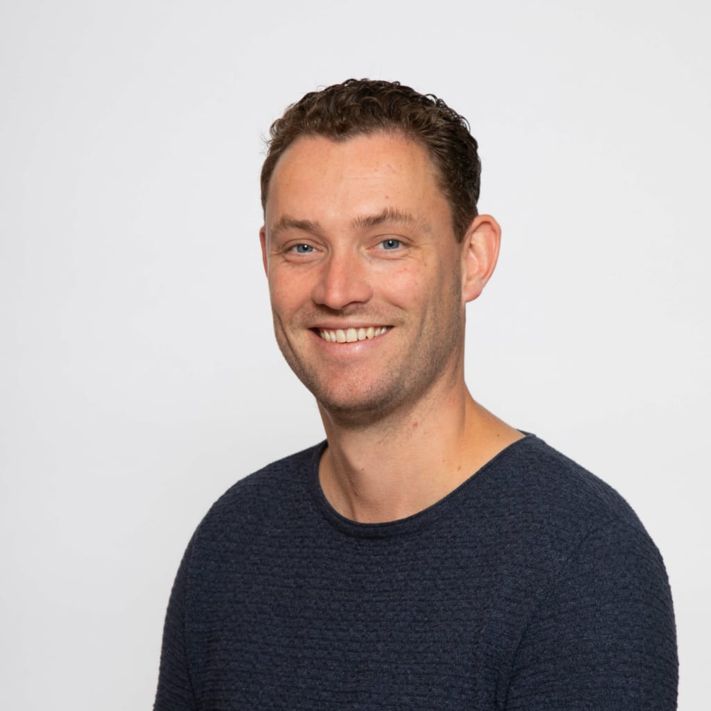 Koen Peters - Delivery Manager